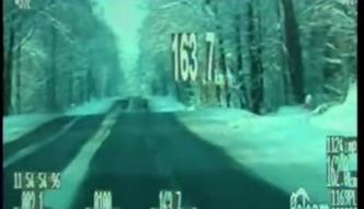 Lublin: Pędził z prędkością 163 km/h