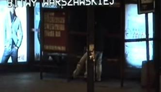 Warszawa: Okradł śpiącego mężczyznę
