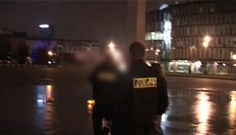 Warszawa: Nocne zatrzymanie