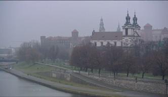 Toksyny nad Krakowem