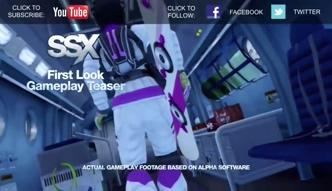 SSX (prezentacja rozgrywki)