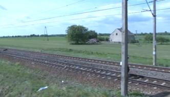 Kobieta w ciąży zginęła na przejeździe kolejowym