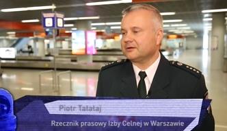Przemyt na lotnisku [Komisariat]