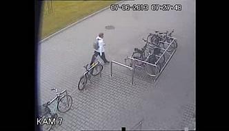 Kradzież rowerów [Komisariat]