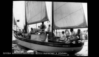 Historia jachtu 'Korsarz' [Enigma]