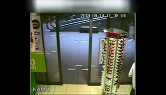 Kradzieże w gliwickich centrach handlowych