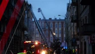 Katastrofa budowlana w Katowicach