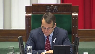 Sejm odrzucił projekt PiS