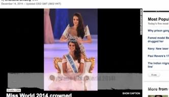 Miss World 2014 wybrana