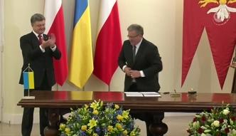 Polska ratyfikowała umowę UE-Ukraina