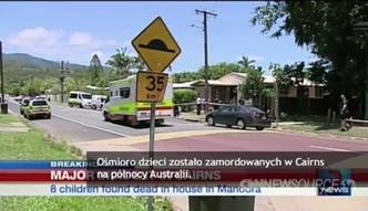 Ośmioro martwych dzieci w Australii