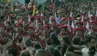 Tysiące wiernych na pasterce w Betlejem