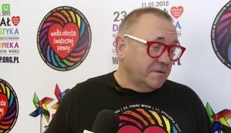 Jerzy Owsiak fanem motoryzacji