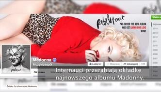Fani przerabiają okładkę albumu Madonny