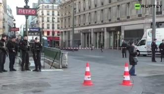 Marsz przeciwko terroryzmowi w Paryżu