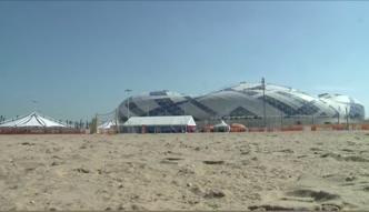Polacy zagrają w hali za 100 milionów euro