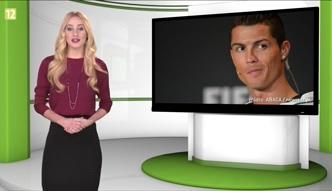 #dziejesięwsporcie: bezdomny Ronaldo