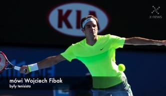 Federer poza AO. Fibak: to porażająca wiadomość
