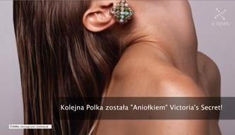 Kolejna Polka aniołkiem Victoria's Secret