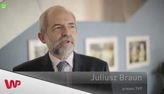 Juliusz Braun o sprzedaży TVN-u