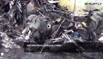 Kolejne szczątki ofiar lotu MH17