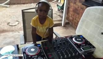 Dwuletni DJ rozkręci każdą imprezę