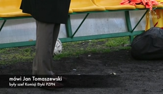 Tomaszewski o Wójciku: byłem zszokowany