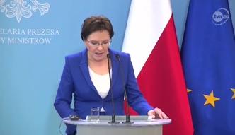 Premier Ewa Kopacz gościła Viktora Orbana