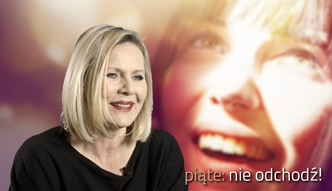 Grażyna Szapołowska o filmie