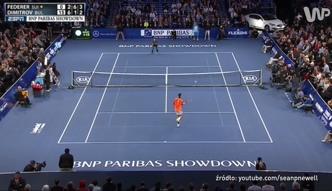 #dziejesiewsporcie: Federer pokonany przez małolata