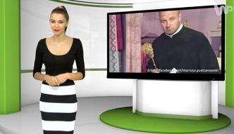 #dziejesiewsporcie: Pudzianowski zagrał księdza