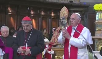 Cud z udziałem papieża Franciszka?
