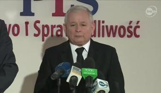 Kaczyński o atakach na Dudę