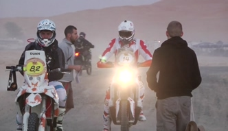 Podsumowanie 3. etapu Abu Dhabi Desert Challenge