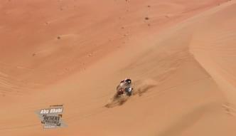 Podsumowanie 4. etapu Abu Dhabi Desert Challenge