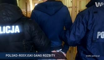 #dziejesiewpolsce: polsko-rosyjski gang rozbity