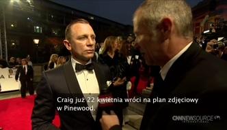 Daniel Craig już po operacji kolana