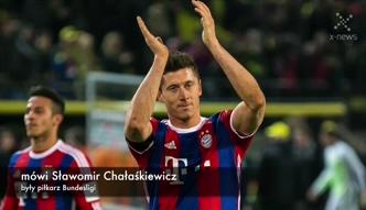 Lewandowski bohaterem Monachium