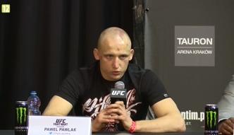 UFC: Pawlak o zwycięstwie nad Westcottem