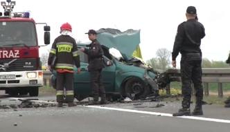 Tragiczny wypadek na obwodnicy Gorzowa