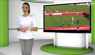 #dziejesiewsporcie: świetna akcja i gol niewidomego piłkarza