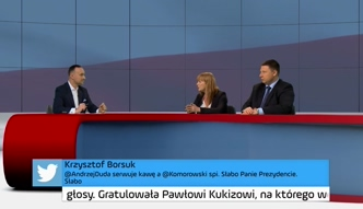 #dziejesienazywo: Gosiewska: Polacy chcą prezydenta aktywnego