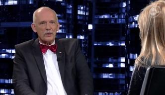 Korwin-Mikke: Unia Europejska jest trupem