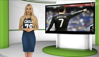 #dziejesiewsporcie: kontrowersyjne zachowanie Ronaldo