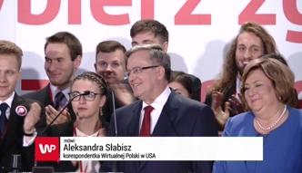 #dziejesienazywo: Reakcje na wyniki wyborów w USA i Niemczech