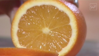 Odchudzające właściwości pomarańczy