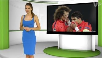 #dziejesiewsporcie: Luiz i Silva poznali swoich sobowtórów