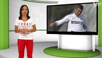 #dziejesiewsporcie: gol i agresywny wybryk Podolskiego