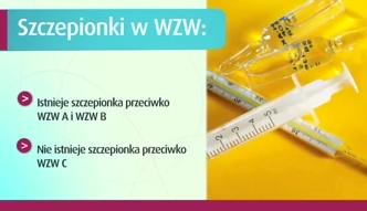 Szczepienia przeciwko WZW