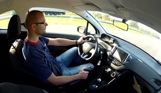 Peugeot 208 1,2 bez barier dla niepełnosprawnych - test
